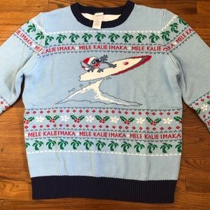 Disney lilo and stitch Christmas sweater